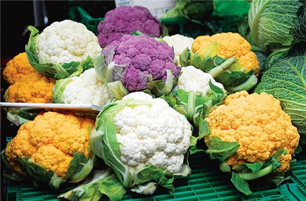 можно ли употреблять в сыром виде цветную капусту