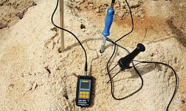 Прибор измерения кислотности почвы своими руками